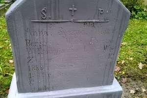 Winda: grób