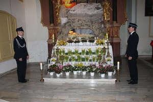 Liturgia Męki Pańskiej w Bisztynku