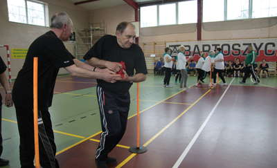 Seniorzy na start, czyli kolejne zawody dla osób w wieku 50+