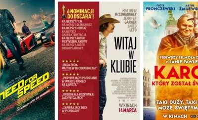 Przedświąteczne propozycje filmowe w kine ZODIAK
