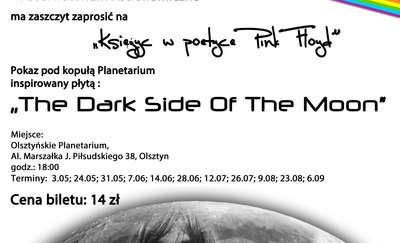 """""""Księżyc w poetyce Pink Floydów"""" wraca pod kopułę planetarium"""