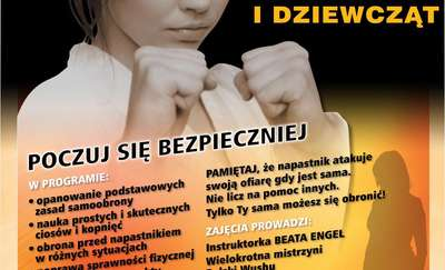 Zajęcia samoobrony dla kobiet w Eranova