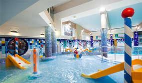 Aquapark w Galerii Mazurskiej