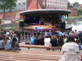 Amfiteatr w Braniewie