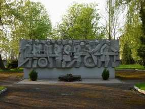 Cmentarz żołnierzy radzieckich w Lidzbarku Warmińskim