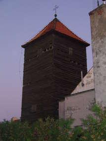 Dzwonnica przy kościele św. Mikołaja