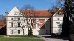 Pałac biskupa Ferbera - obecnie Muzeum Kopernika