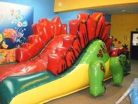Złota Rybka - salon zabaw dla dzieci