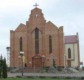 Kościół pw. Św. Brata Alberta