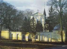 Kościół pw. Podwyższenia Krzyża