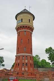 Wieża ciśnień w Ostródzie