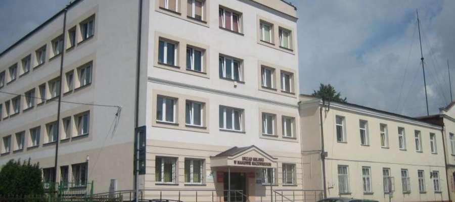 Wydatki związane z funkcjonowaniem urzędu miasta zaplanowano na ponad 2,7 mln zł ARCHIWUM UM