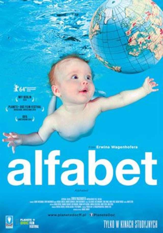 Filmowe ABC w Olsztynie. Zobacz głośny film Alfabet - full image