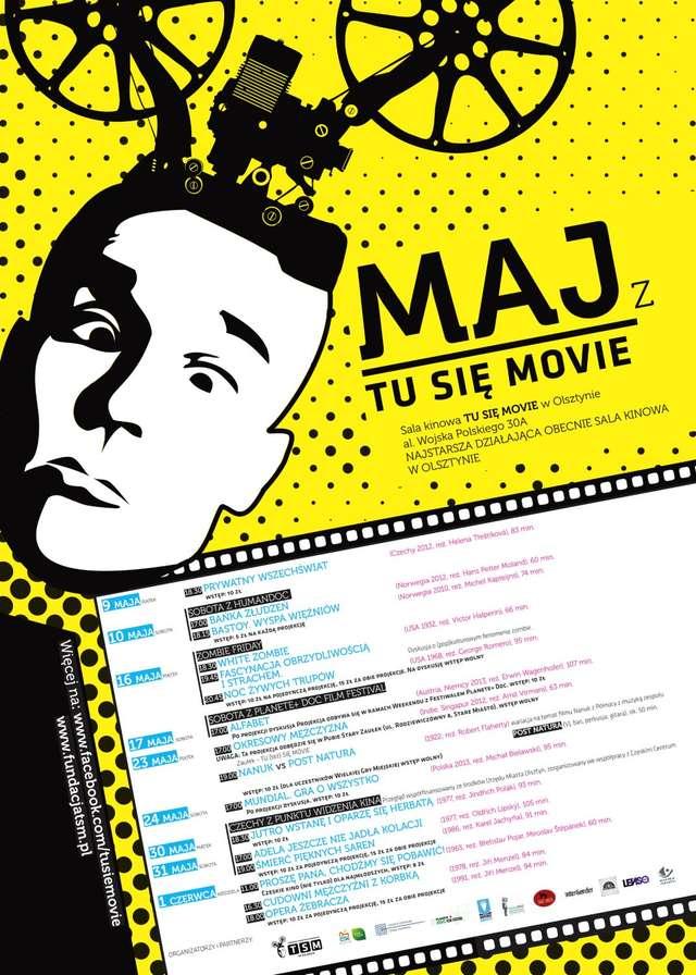 Czeskie kino w Olsztynie - full image