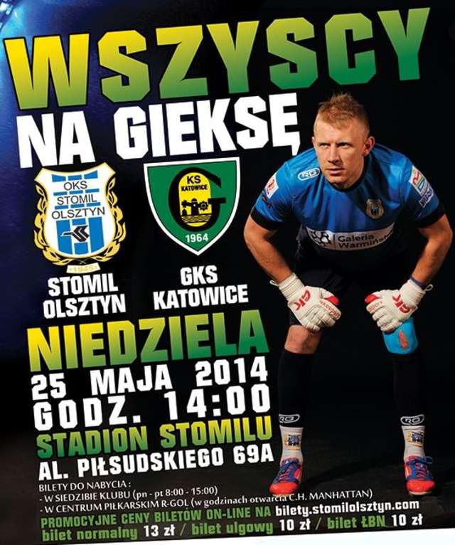 Stomil vs. GKS Katowice! - full image