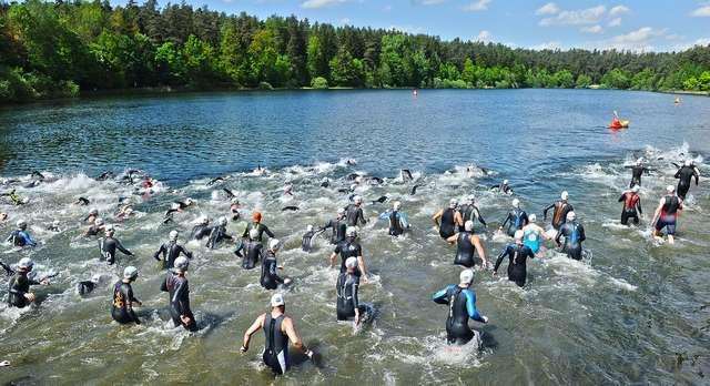 Elemental Triathlon Olsztyn, czyli impreza tylko dla twardzieli - full image