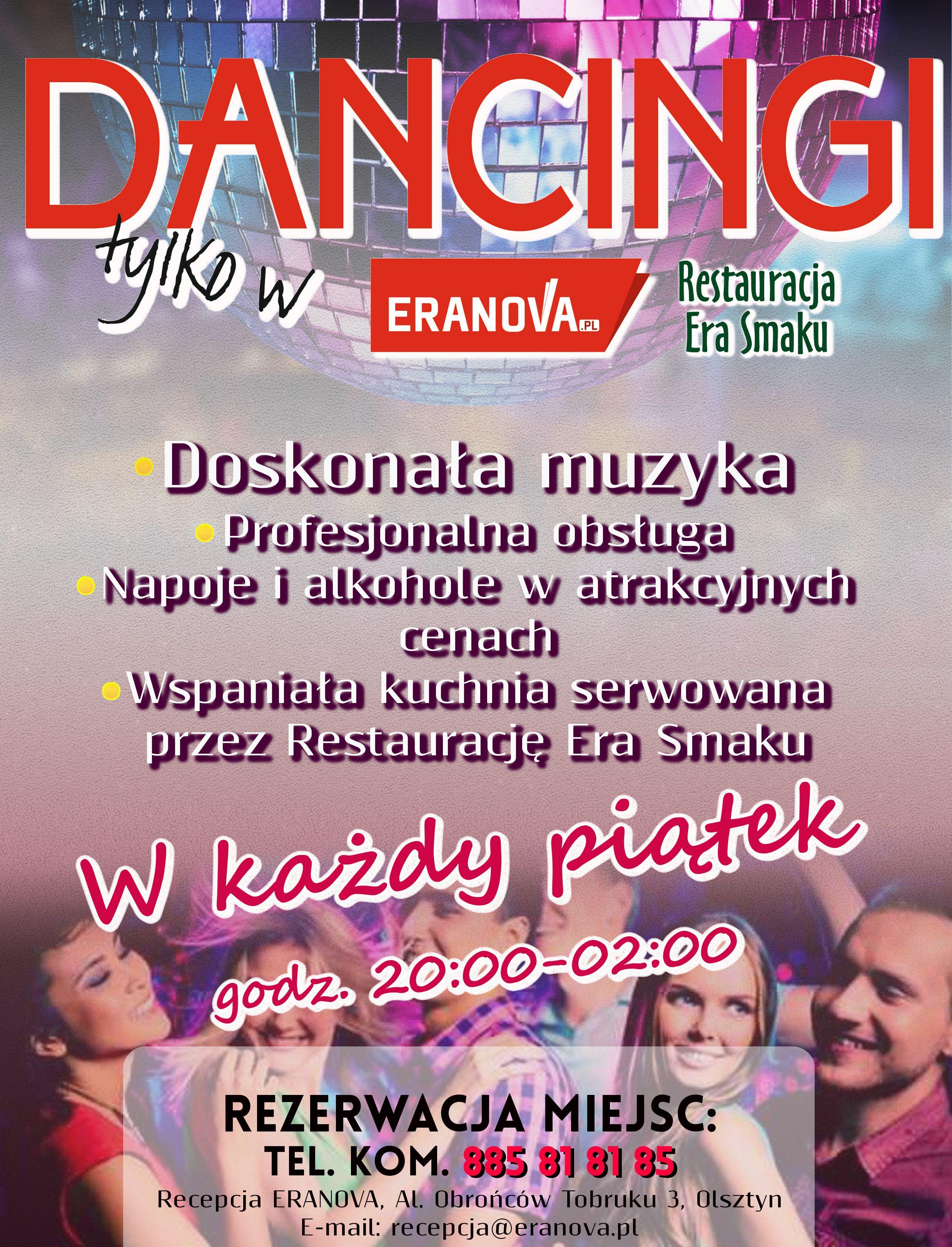 Zgarnij bezpłatne wejściówki na dancing!