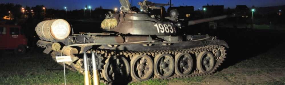 Muzeum Sprzętu Wojskowego w Mrągowie zaprasza w noc 17 maja