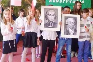 Uroczysta akademia z okazji rocznicy uchwalenia Konstytucji 3 Maja