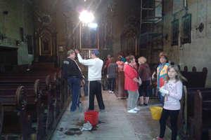 Kościół w Grzędzie ponownie gotów do nabożeństw