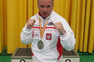 Międzynarodowy sukces senseia Tomasza Gąski z Iławskiego Klubu Kyokushun Karate