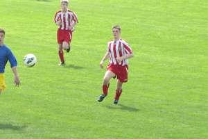Ruszyły pojedynki piłkarskie w rozgrywkach młodzieżowych