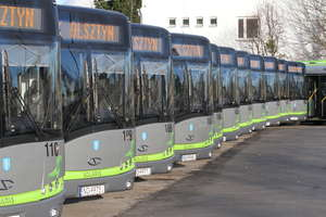 Więcej autobusów na Grand Slam Olsztyn 2015