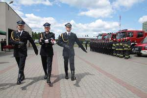 Obchody święta straży pożarnej w Bartoszycach