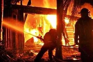 Tragiczny pożar pod Szczytnem. Na poddaszu spłonął mężczyzna