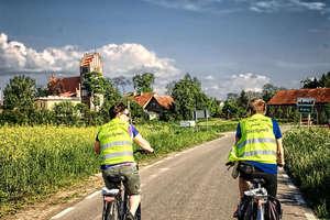 Rowerzyści pojechali do Stoczka Klasztornego