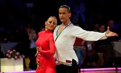 Mistrzowie tańca w Eranova!