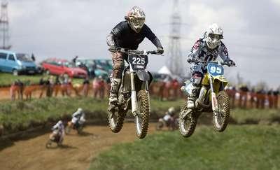 Motocross. W Olsztynie odbędzie się runda mistrzostw Polski