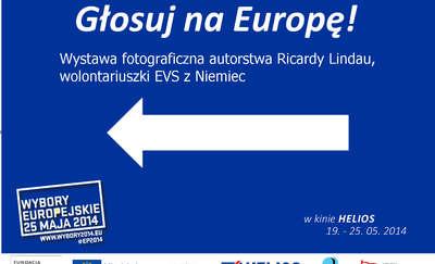 Portrety wolontariuszy z państw europejskich — wystawa zdjęć Ricardy Lindau