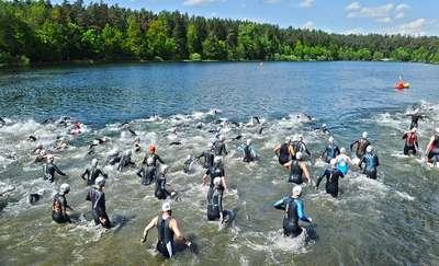 Elemental Triathlon Olsztyn, czyli impreza tylko dla twardzieli