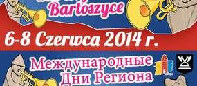 Zapraszamy na Międzynarodowe Dni Regionu Bartoszyce.