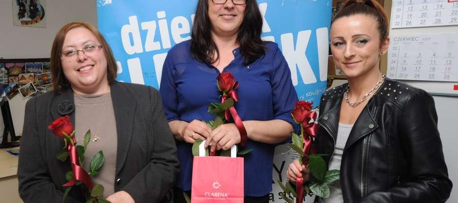 Joanna Ziemak-Szyszko, Jolanta Hryciuk-Pietrzela i Żaneta Cieśla