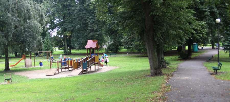 Do zdarzenia doszło w elbląskim parku Kajki we wrześniu ubiegłego roku