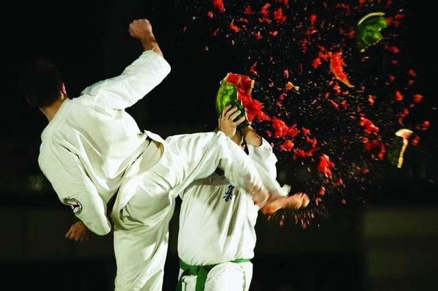 Sportowy konkurs fotograficzny - full image