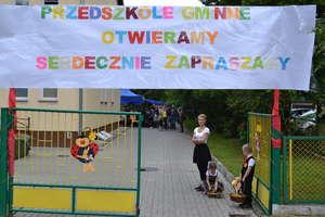 Festyn rodzinny z okazji otwarcia przedszkola nr 1