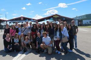 Gościli u siebie uczniów z Niemiec