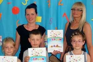 Zmagania przedszkolaków - konkurs matematyczny