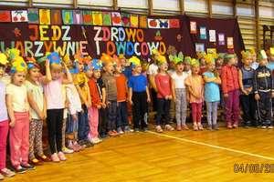 Dzień Dziecka w PSP w Dąbrównie