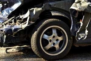 Dwa wypadki rano, ale warunki na drogach nie takie straszne