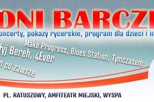 Dni Barczewa - znamy program!