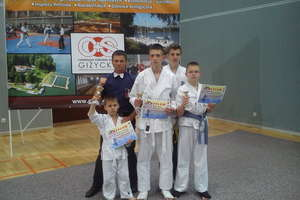 Turniej Karate Kyokushin Shinkyokushin dzieci i młodzieży