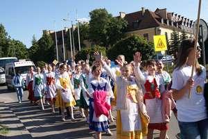 Barwy narodów w Węgorzewie