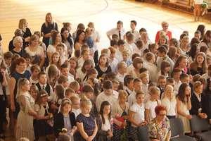 Zakończenie roku szkolnego w Szkole Podstawowej nr 4 w Działdowie