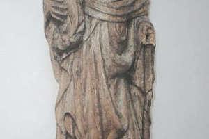 Madonna z Bisztynka z XIV wieku