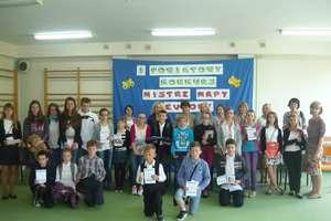 Uczniowie rywalizowali o miano Mistrza Mapy Europy