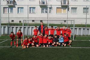 Młodzi piłkarze pojadą do Herten